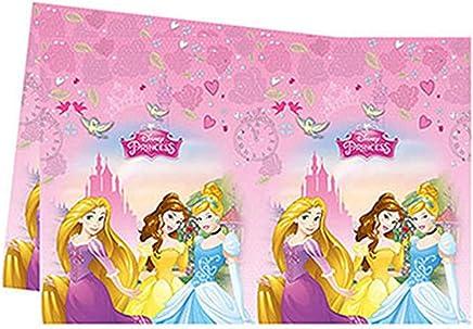 Disney 47084 Princess Table Cover, Pink