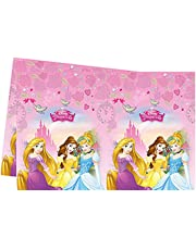 Disney 47084 Princess Table Cover, Pink