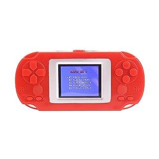 Haihuic Videogioco multigames portatile incorporato 268 giochi incorporati Regalo di gioco per console portatile Per bambini