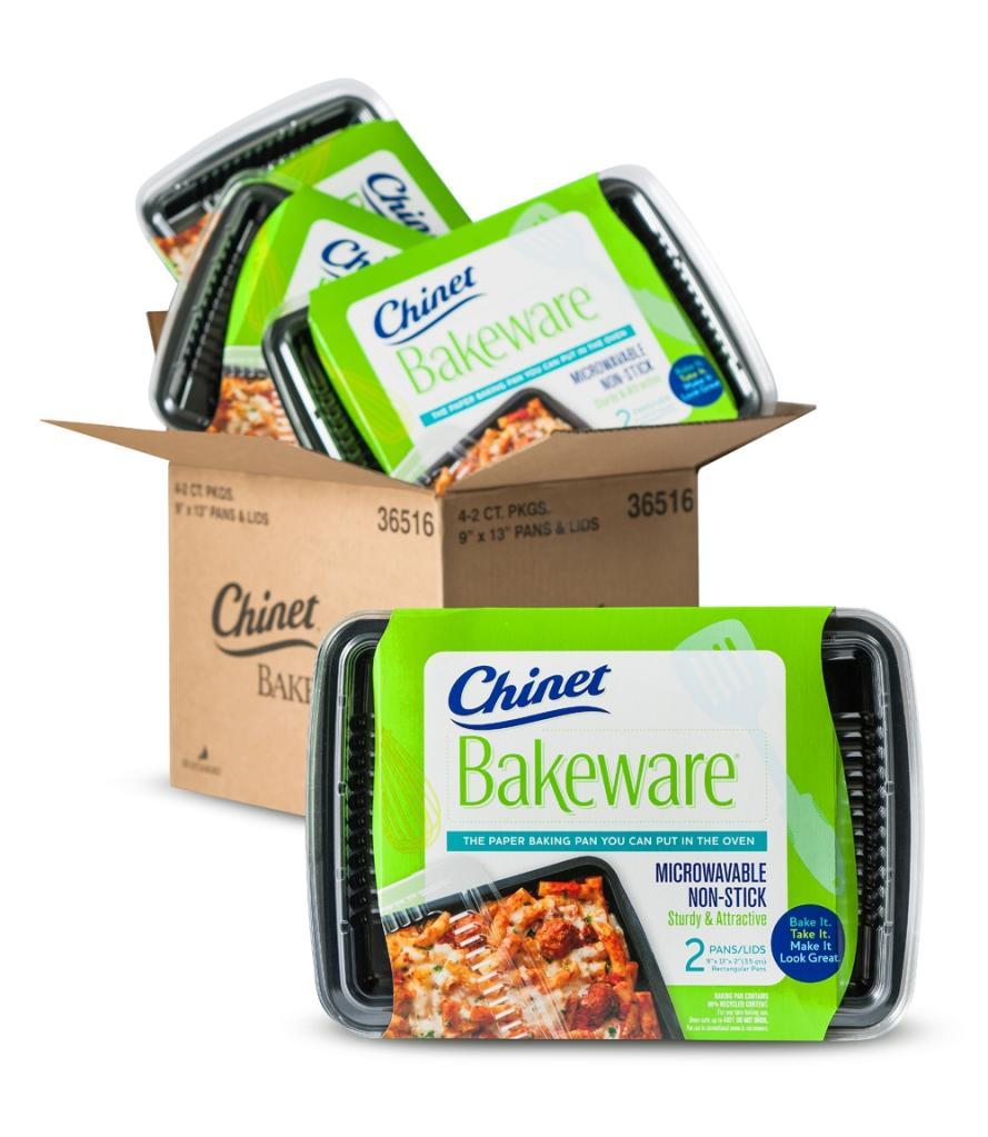 Amazon Com Chinet Bakeware 9 X 13 Lg Pan Health