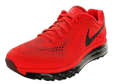 pretty nice e0355 e539c Nike Air Max 2014 Sneaker Laufschuhe Aktuelles Modell! rotschwarz (45.5)