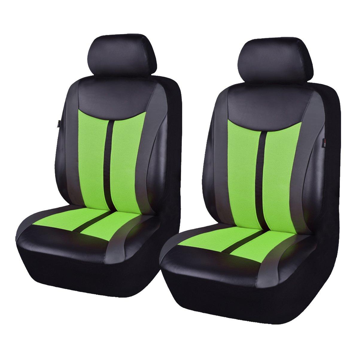 Flying pancarta sinté tica y malla transpirable Universal coche conjuntos de fundas de asiento con airbag Compatible Ningbo Qiyang International Trade Co. Ltd