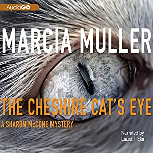 The Cheshire Cat's Eye Audiobook