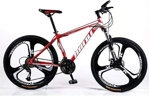 XHCP Bicicleta de montaña de una Rueda, Bicicleta de Estudiante de ...