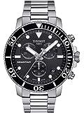Tissot T1204171105100 Silver STEEL 316 L Man Watch