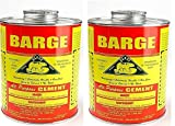 Barge yvSHbk All Purpose Cement, Neutral, 1 Quart (2 Pack)