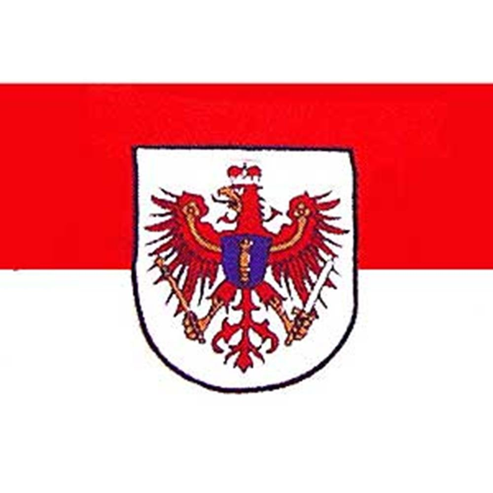 EagleEmblems F8601 Flag-Royal,Crown (12in x 18in)