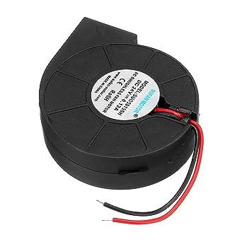 ExcLent 5015 24V Refrigeración Turbo Ventilador Extrusor Dc ...