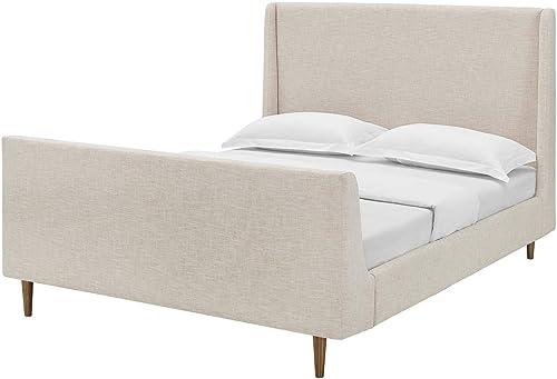 Modern Contemporary Urban Design Bedroom Platform Bed Frame