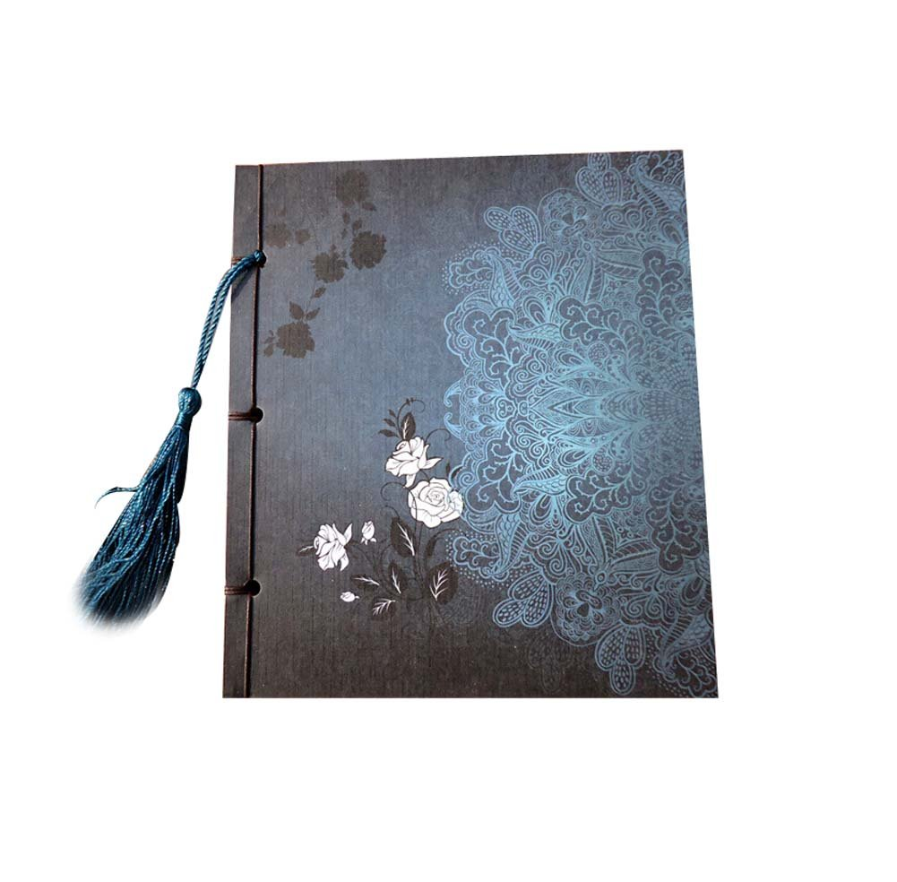 Artistic Chinese Style Schedule Book Diary Business Notebook, ThornApple Panda Superstore