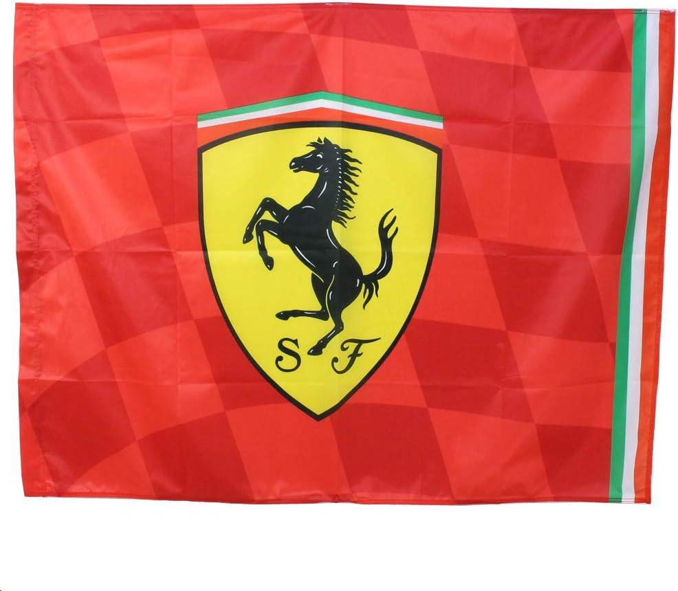 Ferrari Formula 1 Racing Car Flag 3x5 Feet Red