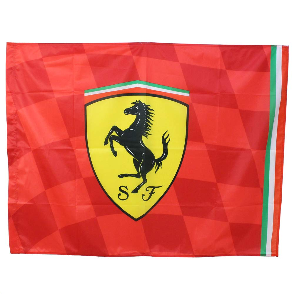 Scuderia Ferrari Fan Flag 120x90CM