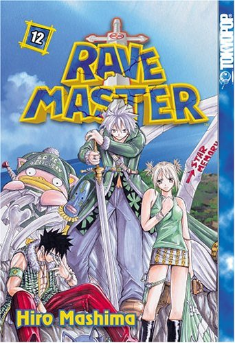 Amazon Rave Master Vol 12 Hiro Mashima Books