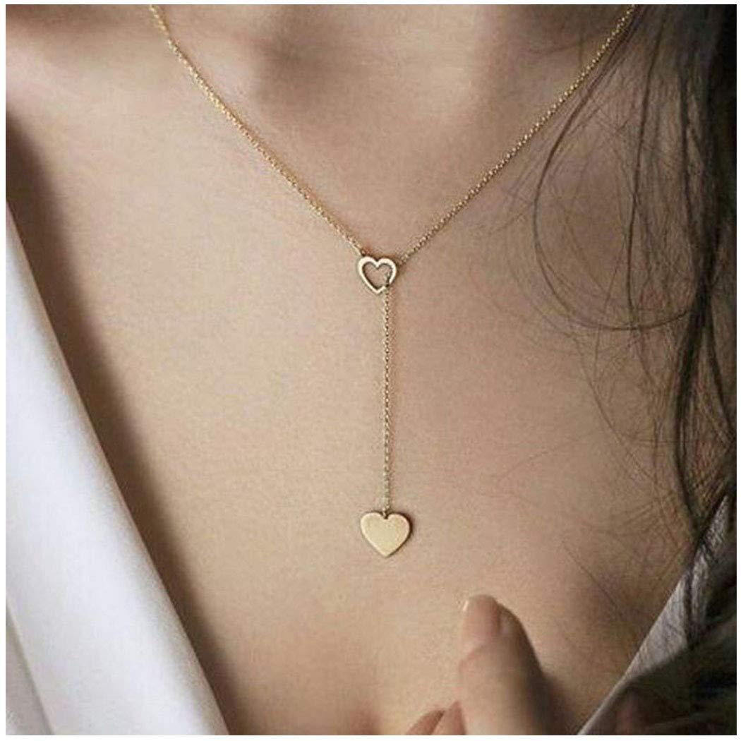 Olbye Gold Heart Necklace...