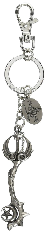 Disney Kingdom Hearts Star Seeker Blade Pewter Key Ring