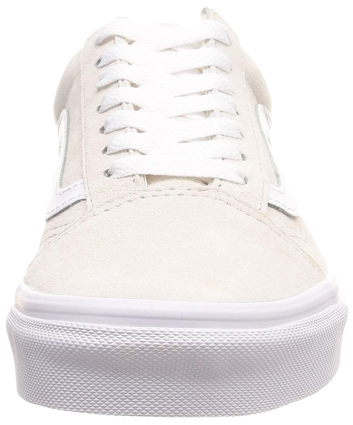 Vans Damen Sneaker Suede Old Skool: : Schuhe
