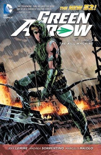 Amazon green arrow vol 4 the kill machine the new 52 ebook green arrow vol 4 the kill machine the new 52 by fandeluxe Images