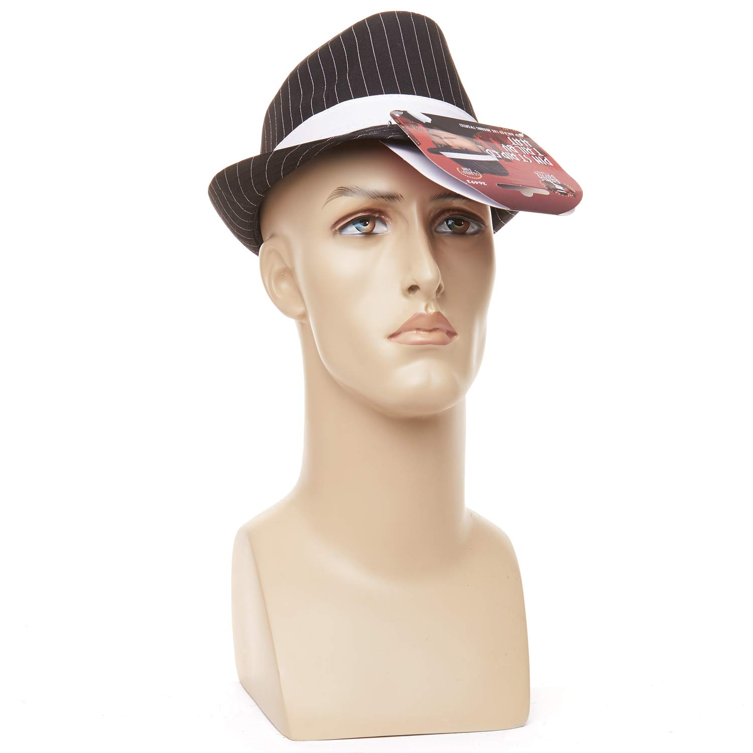 22604d99dc367 Smiffys Deluxe Trilby Hat  Amazon.co.uk  Toys   Games