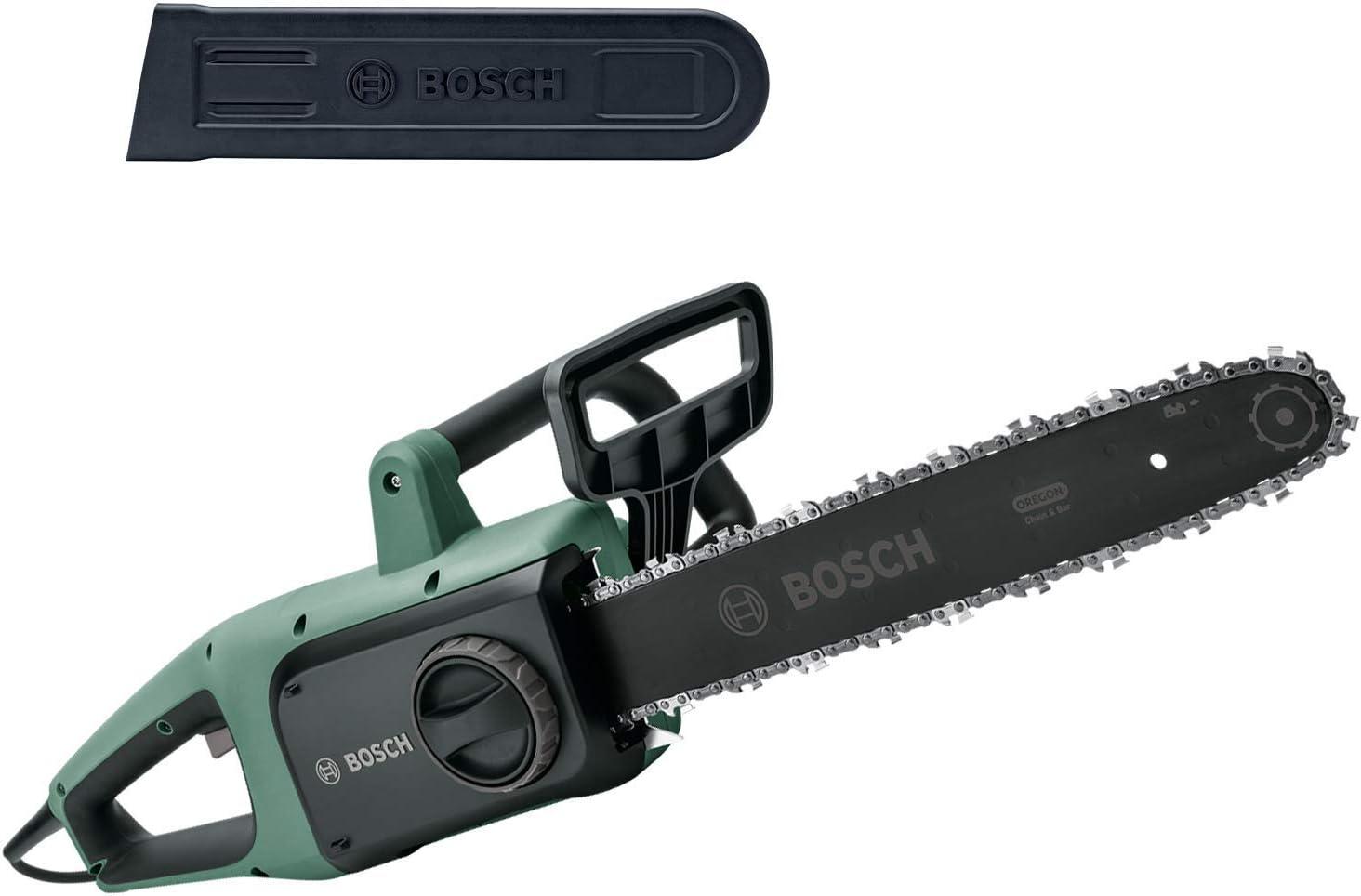 Bosch UniversalChain 35 - Sierra de cadena (1800W, ligera 4.2kg; velocidad de cadena 12m/s, en caja)