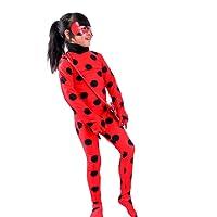 Disfraces de Chica mariquita Ladybug Girl 3-4 años (S) TS136