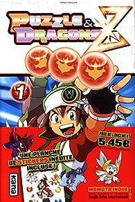 Puzzle & Dragons Z, tome 1 par Momota Inoue