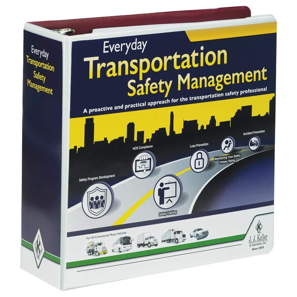 Everyday Transportation Safety Management Manual - Latest Edition