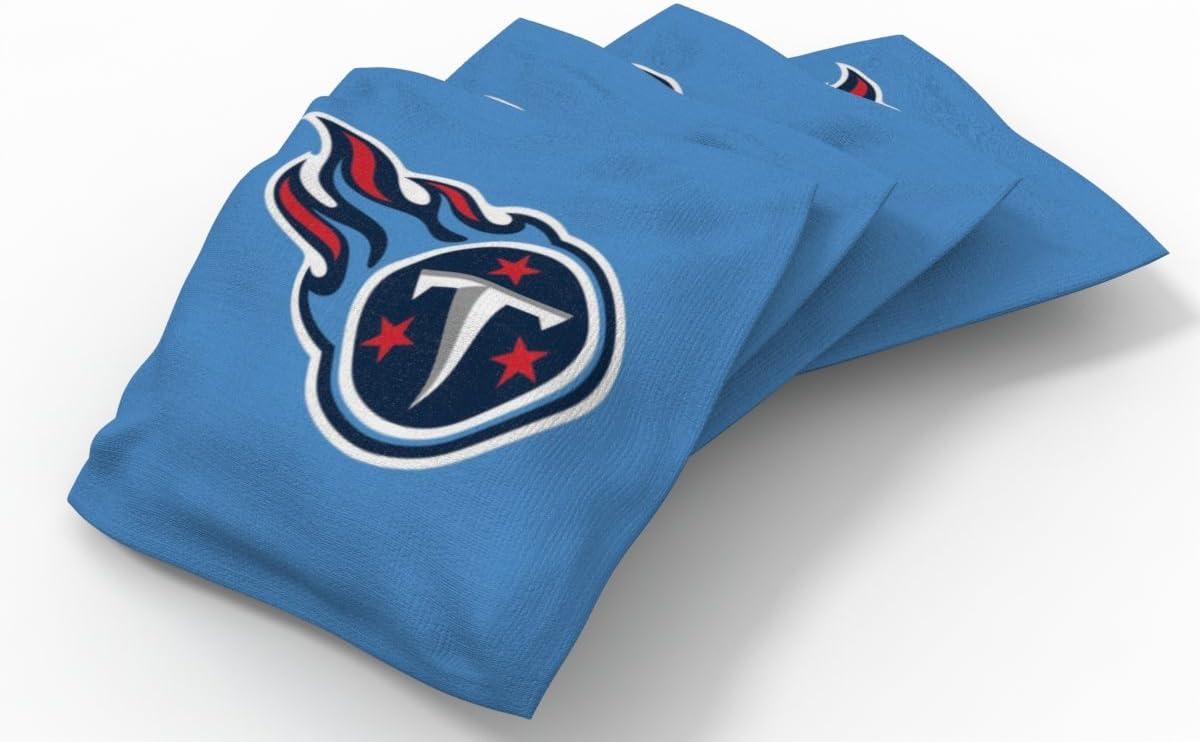 Wild Sports NFL Cornhole Bean New sales 8 Set Pack Quantity limited Bag