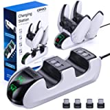 OIVO PS5 Controller Charger,Charging Dock Station for Playstation 5 PS5 Controller, PS5 Controller Charging Dock Station…