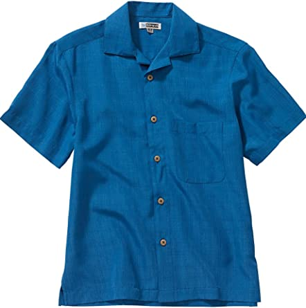 Edwards Garment Restaurants Perfect Pocket Camp Shirts/_SAPPHIRE/_X-Large
