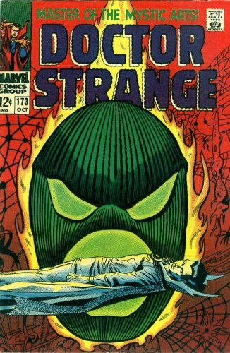 "Price comparison product image Doctor Strange (1st Series) #173 ""While a World Awaits!"""