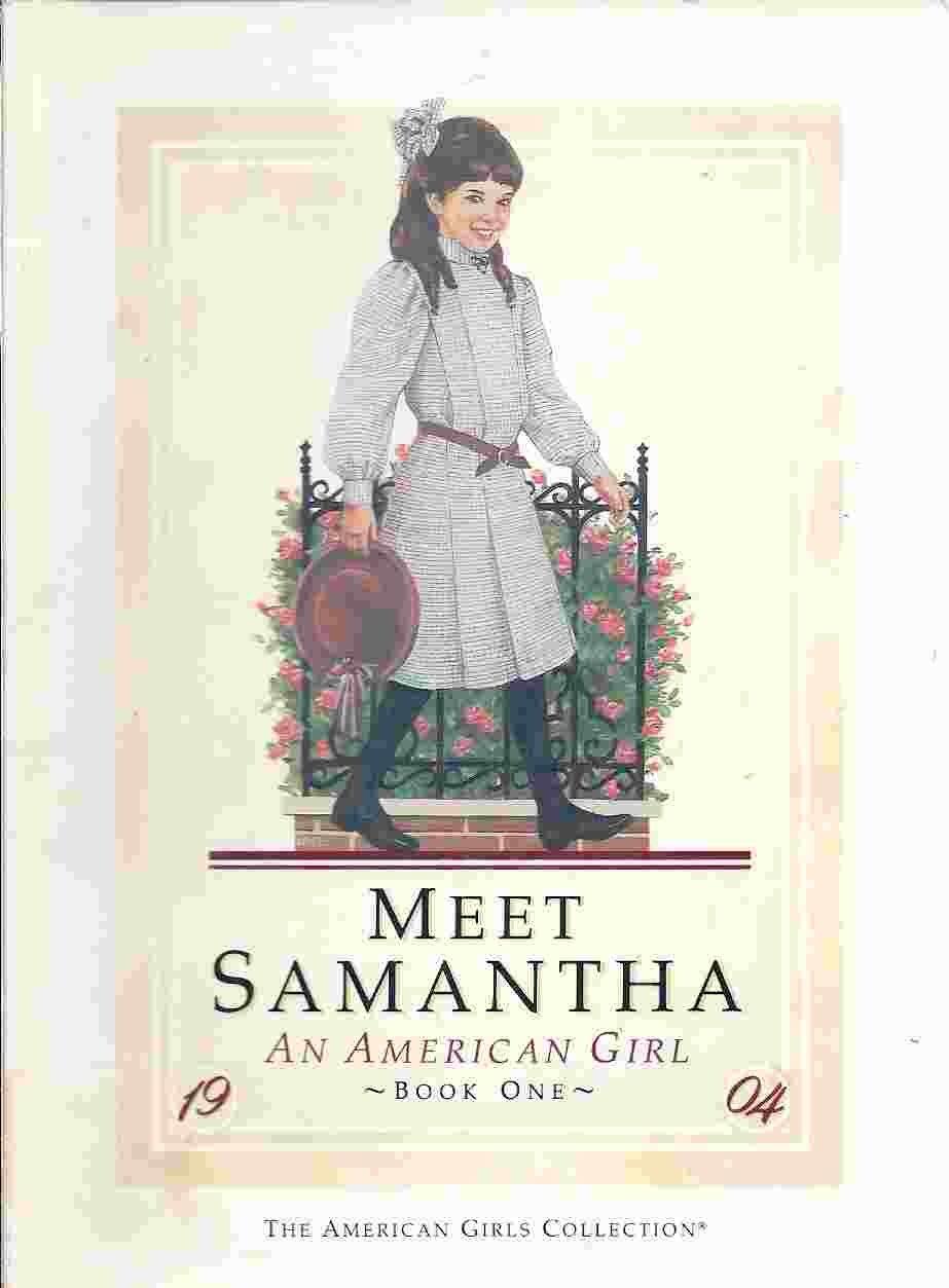 Download Meet Samantha: An American Girl PDF