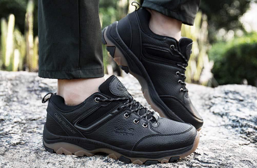 Herren-Wanderstiefel, Wasserdichte Wanderschuhe Wanderschuhe Wanderschuhe Anti-Rutsch Ankle Stiefel Schuhe Leichtgewicht Turnschuhe Frauen Mountain Stiefel 9fec7f