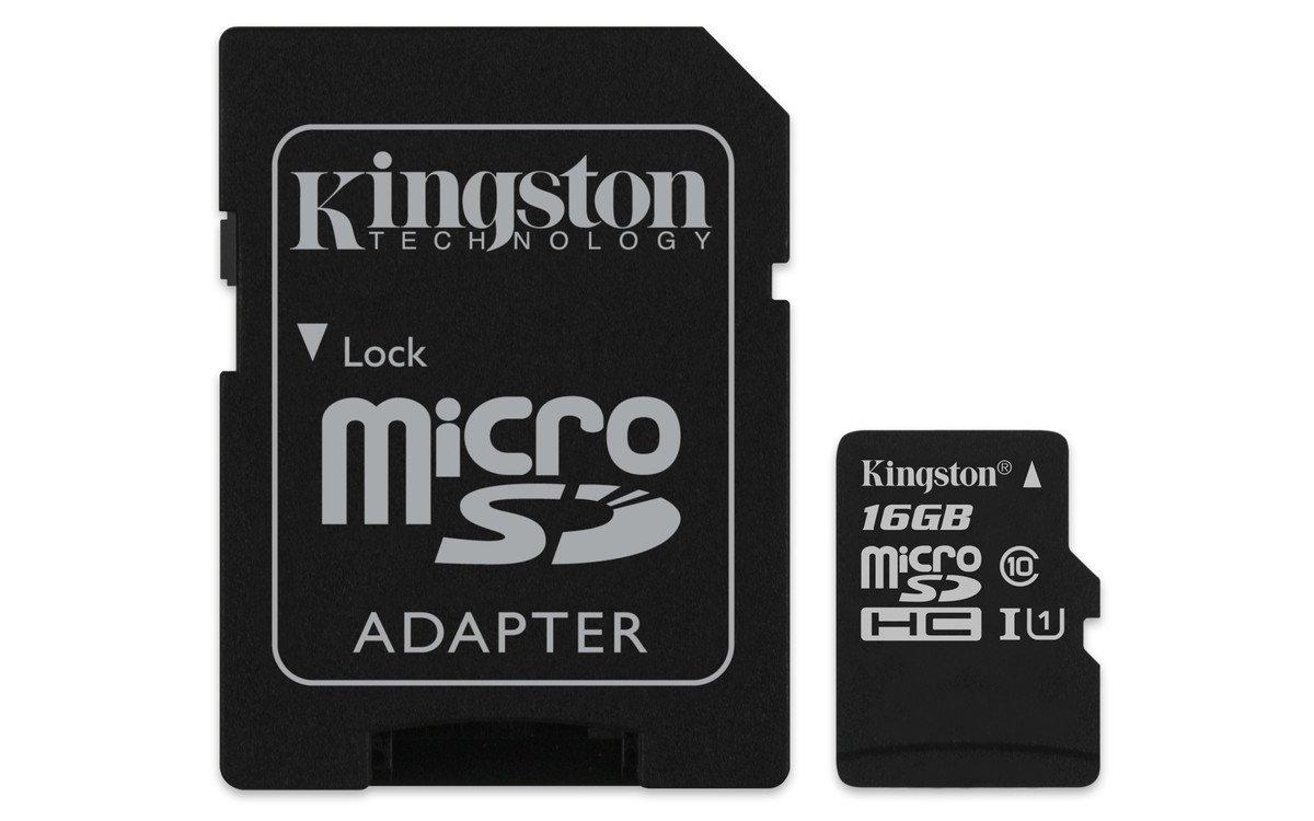 Kingston Digital Select 128GB SDXC Class 10 SD UHS-I 80MB//s R 10MB//s W Flash