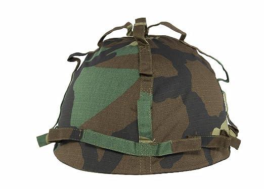 e26e8e93ece Kids Army Camouflage Helmet  Amazon.co.uk  Clothing