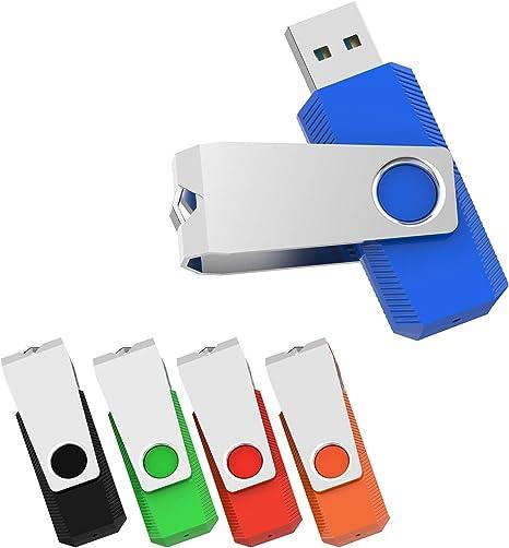 PEN DRIVE USB 64 GB 64GB CHIAVETTA MEMORIA FLASH STICK CHIAVE DRIVE NUOVA NERO