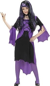 Disfraz de vampiro bruja vestido de vampiro Drácula vampiro ...