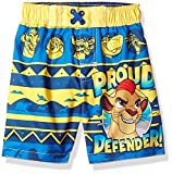 Disney Toddler Boys' Lion Guard Swim Trunk