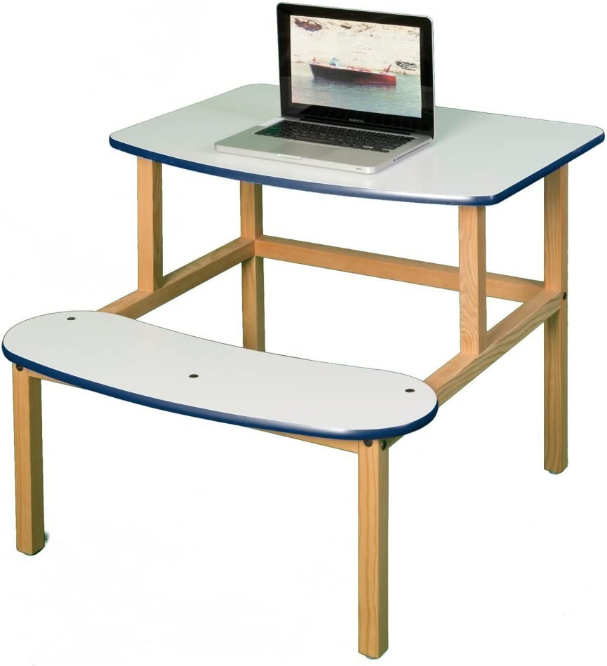 Wild Zoo Student Desk for 37 or 37 Kids - White