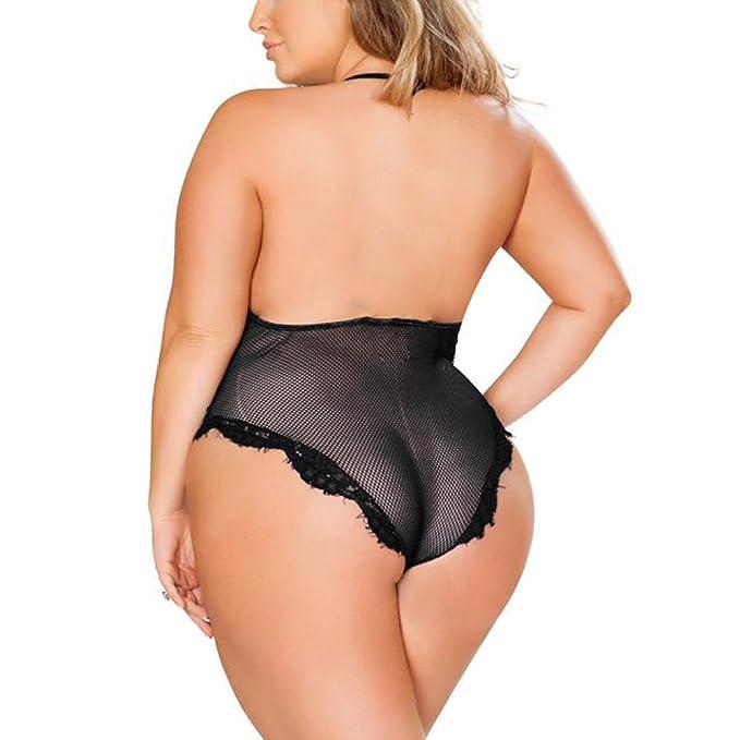 Amazon.com: Lingerie,Women Plus Size Bra Lace Lingerie Sexy Bodysuit siamesed Bodydoll Sleepwear Embroidery Bras Set: Arts, Crafts & Sewing