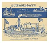 Steamboats, Ralph T Ward, 067251785X