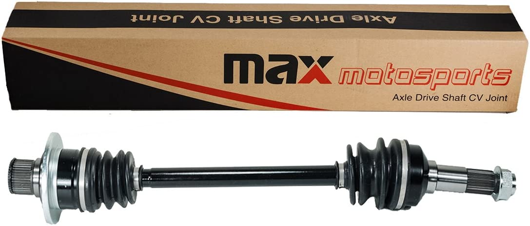 Max Motosports Front Left /& Right Axle Drive Shaft CV Joint for Yamaha Rhino 700 2008 2009 2010 2011 2012 2013
