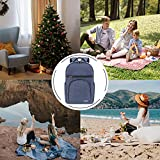 Vogano Beach Picnic Backpack Bag for 2 Person with