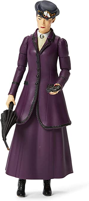 "Doctor Who 5.5/"" Action Figure Missy Bright Purple Dress Series 9"
