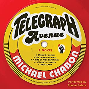 Telegraph Avenue Audiobook