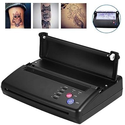 Máquina De Transferencia De Tatuaje Patrón A4 Papel ...