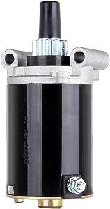 Scitoo Sab0158 Starter fit John Deere Kohler Engines Sabre,Lt150 Lt160,19.9 Hp Sabre 1948,2148 2354 Sabre 21, 23 Hp,2509807 2509806 2509805 2509804,S2348 23Hp 2000-01