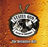 Status Quo: Accept No Substitute - The Definitive Hits (3 CD) (Audio CD)