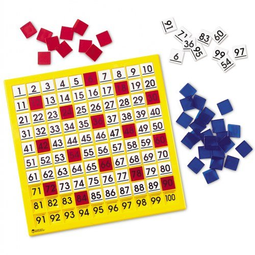 100 board - 4