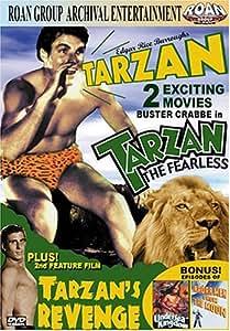Tarzan The Fearless/Tarzan