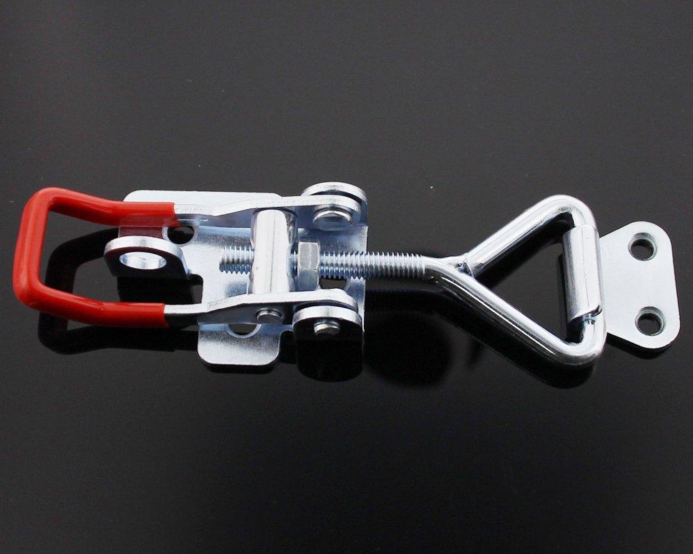 Exzenterverschluss verstellbar inkl Gegenhalter 115-125mm